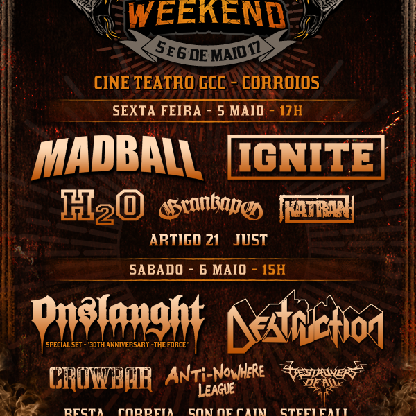 Hell of a weekend_Poster design_dias_Net final