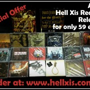 Super Pack HELL XIS &#8211; 19 Records